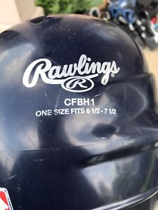 Rawlings 6 1/2 - 7 1/2 Baseball helmet