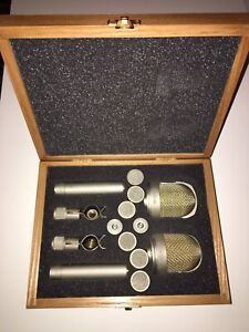Oktava MK-012-10 MSP8 Factory Matched Stereo Multi-Cap Mic Kit