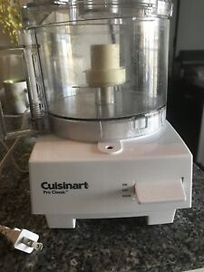 Great price for new  7 cup cuisinart DLC 10 SY