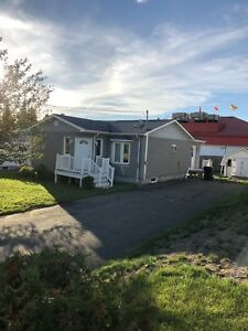 House for sale st-Leonard nb