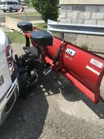 WESTERN LIGHT DUTY PLOW NEW only $4900 for sale again  London Ontario Preview