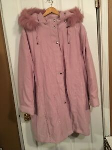 Women's Long Winter Coat