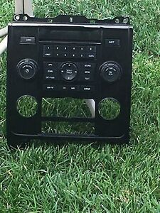 Stereo for Ford Escape