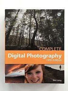 College Textbooks - Digital Photography