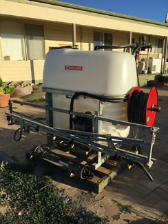 Croplands 600l  Spray Unit