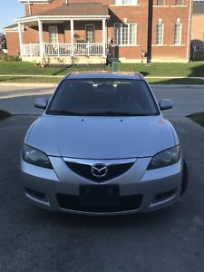 Mazda 3 2008 safety&emission tested!!!!