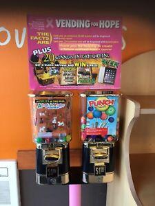 Established vending machine business for sale