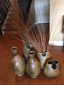 Clay pottery set