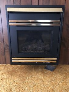 Heat-n-glo Gas Fireplace