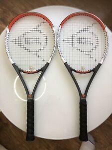 TennisRacquets > Dunlop Impact Graphite x 2 , Head Nano x 2