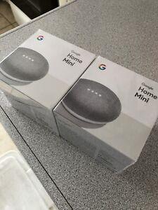 Google Home Mini 100% BRAND New