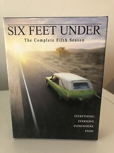 Six Feet Under: Season 5 DVDs