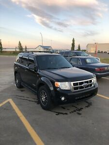 Ford Escape fully loaded AWD with command start