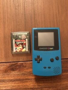 Game Boy/GameBoy Color avec Donkey Kong Country