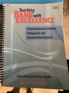 Teaching Band with Excellence Brand New