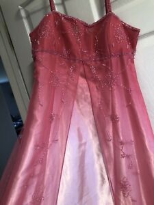 Dress for prom or wedding size 14