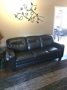Lazy Boy full leather couches