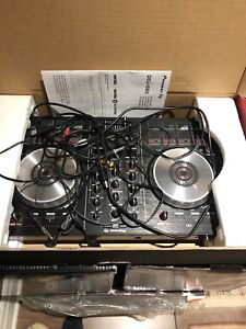 DJ TURN TABLE AND TWO SUBWOOFERS