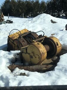 2-carco 60 winches