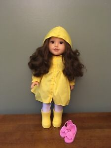 18 inch doll, clothing and accessories