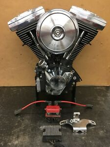 Complete Harley Evo Motor   REDUCED