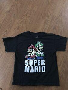 Super Mario T shirt