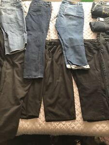 Plus Size Jeans, Pants and Capris