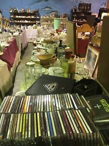 Indoor Garage sale every Saturday and Sunday 10-6pm