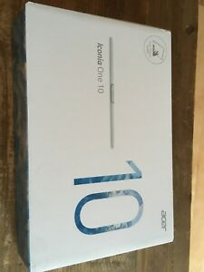 Tablette Acer Iconia one10