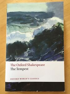 The Tempest - by Shakespeare