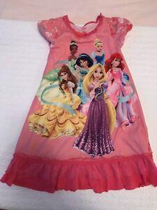 Disney store princess nighty pajama. Size 5-6 yrs