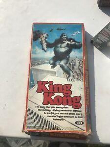 King Kong game