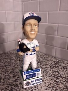 Pat Borders Bobblehead Toronto Blue Jays World Series MVP SGA