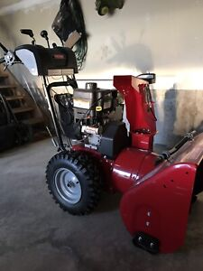 Craftsman Dual Stage Snowthrower