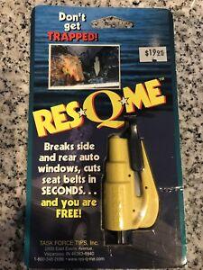 Res-Q-Me car tool