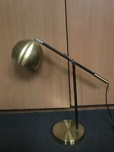 Bedside table lamps matching set trendy good condition
