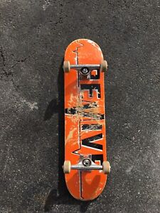 Revive Skateboard with Independent Trucks
