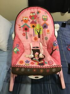 Baby rocker and seat