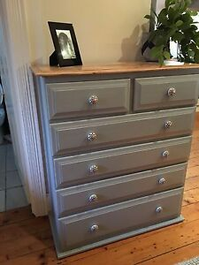Upcycled Chest of Drawers Richmond Yarra Area Preview
