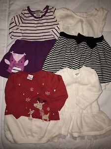 Girls 6-12 and 9 month clothing lot
