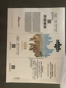 2 Drake and Migos Montreal Concert Tickets for Sept 4th