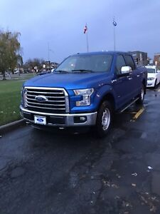Pickup ford 2016