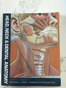 Head Neck and Dental Anatomy book For dental assisting