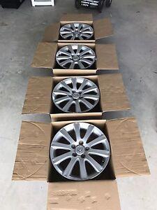 Mazda CX-7 wheels Morisset Lake Macquarie Area Preview