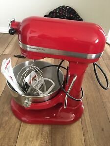 KitchenAid stand mixer pro 5 plus