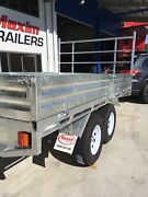 NEW FLAT TOP TRAILERS IN STOCK 12x7 14x7 12x7 Coffs Harbour Coffs Harbour City Preview