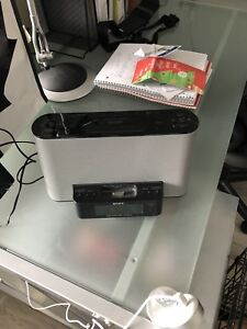Sony Radio IPod (ancienne génération)