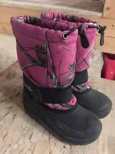 Girls Kamik Winter Boots