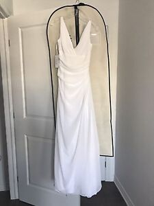 Brand new with tags wedding dress