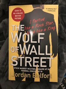 The Wolf of Wall Street Novel